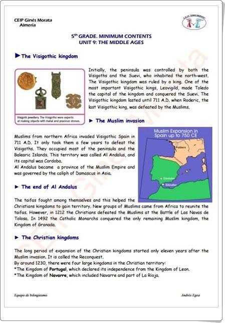 ejercicios natural science 5 primaria pdf