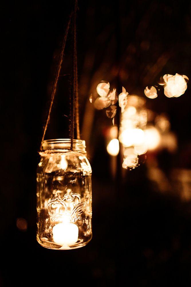 Mason Jar Lanterns: Masons, Jars Candles, Wedding Ideas, Teas Lights, Jars Lanterns, Jar Lights, Jars Lights, Mason Jars, Diy Wedding