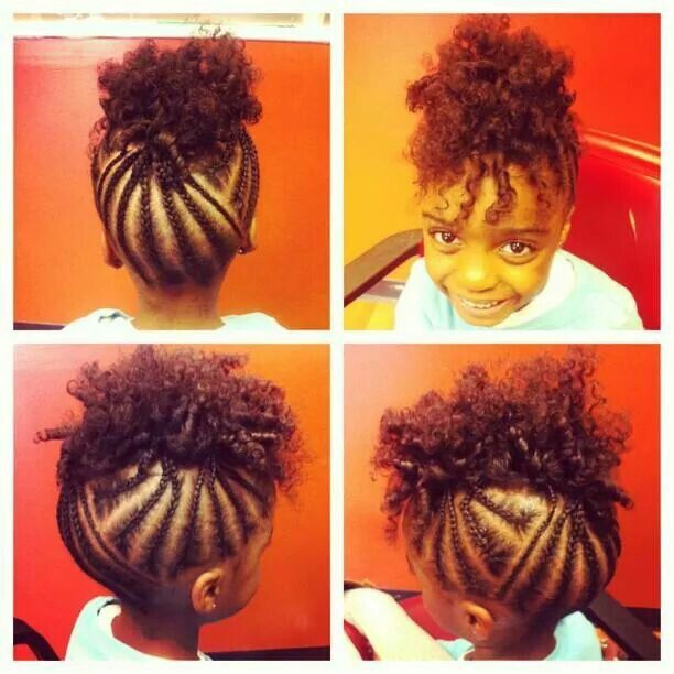 739 best images about Black Girls Hair on Pinterest