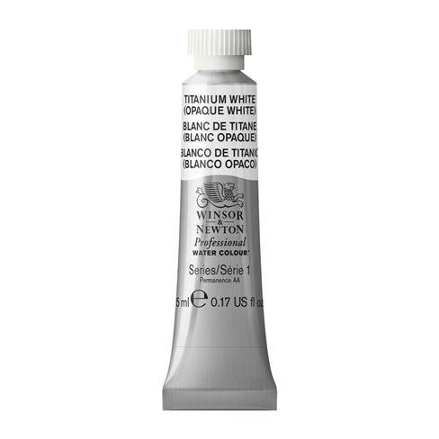 Professional Water Colour Titanium White (Opaque White)
