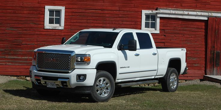 2015 Chevrolet Silverado HD and GMC Sierra HD: True workhorses. Coming to www.WoodWheaton.com later this year!