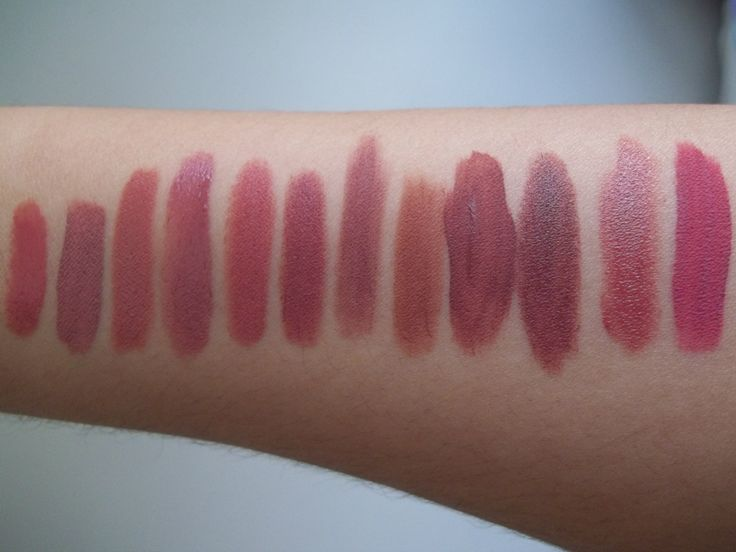 A Dusty Rose by Any Other Name: Dusty Rose Lipsticks.