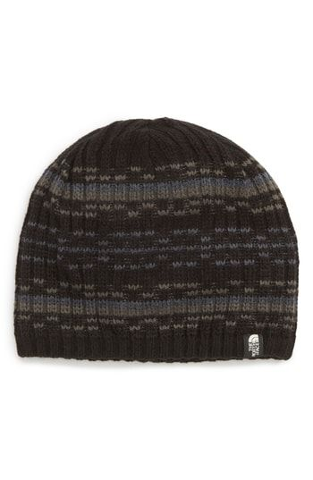 New The North Face  The Blues  Beanie. Men Fashion Hats   30  50038c3cbf4