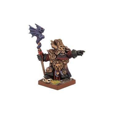Ghenna, Keeper of the Black Flame