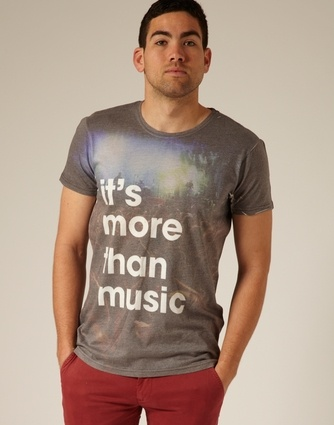 Hallensteins - It's More Than Music Sublimated T-Shirt