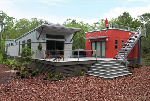 Clayton Homes introduces the i-house, the new Revolutionary thought in home building. - Green modular and they serve Alabama.