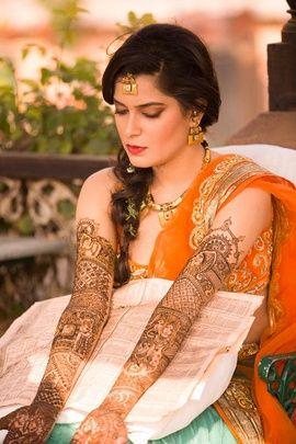 Jaipur weddings   Akash & Parnika wedding story   WedMeGood