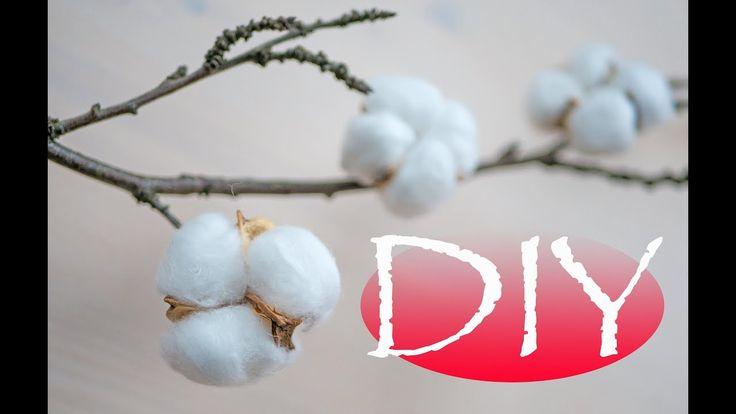 Делаем хлопок за пару минут DIY Tsvoric We make cotton in a couple of mi...