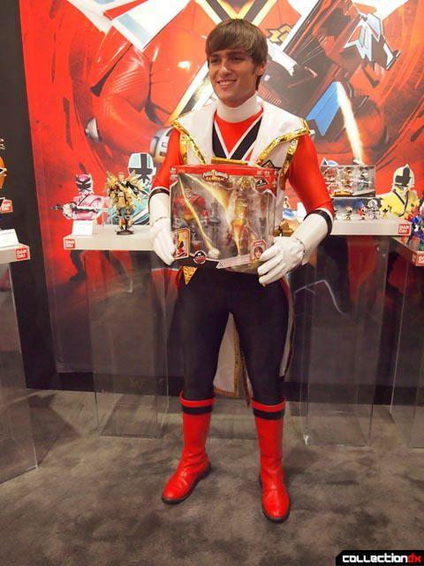 Power Rangers Super Samurai: Rise of the Bullzooka (Video ...