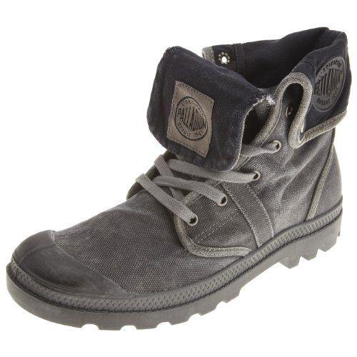 Palladium Pallabrouse Baggy, Herren Desert Boots, Grau (Metal/Black 029), 41 EU (7 Herren UK) - http://on-line-kaufen.de/palladium/41-eu-palladium-pallabrouse-baggy-herren-desert