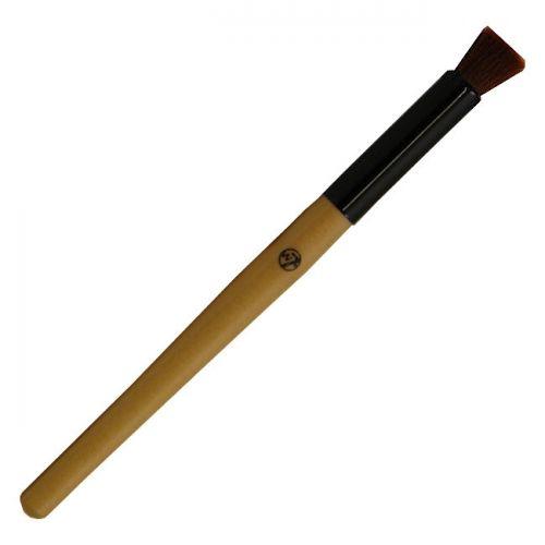 ΤοW7 15cm Professional Eyeshadow Brush 03 είναι ένα επαγγελματικό πινέλο, υψηλής ποιότητας, που σας προσφέρει άψογη εφαρμογή της σκιάς. Έχει μαλακή, πυκνή τρίχα, σε flat σχήμα. Διαθέτει μεγάλη, ξύλινη λαβή για να σας διευκολύνει στη χρήση.