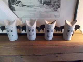 cose a casa: Halloween...decorazioni low cost