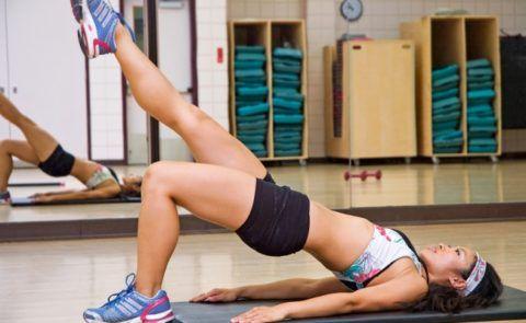 exercícios para glúteos na academia e fortalecimento das costas