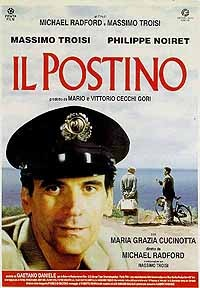 Il Postino - sweet, funny, sad, and set in a beautiful part of Italy. Love Massimo Troisi