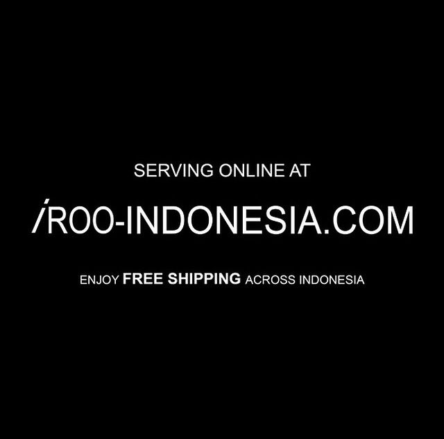 We are now online to serve you better! Free shipment as well throughout Indonesia!