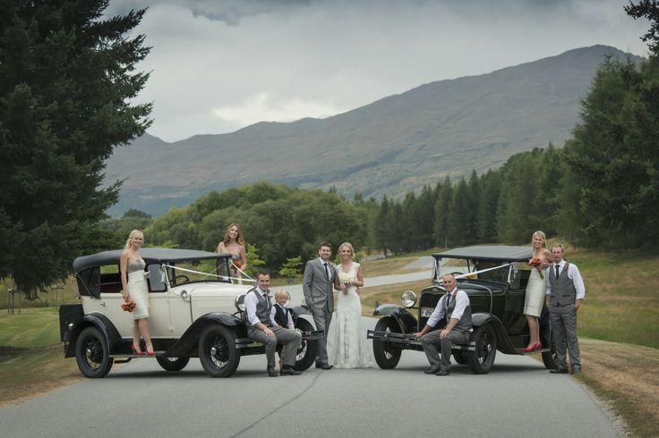 Queenstown, Millbrook Wedding