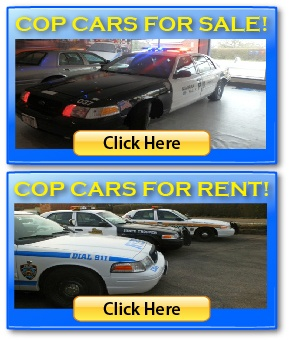 Nearly New Genuine American ex-Cop Cars for Sale and Rent in UK and Europe - Film Rentals; Corporate Events; Promotional Events; Fully Private Hire Registered, Licensed and Insured for all your Private Hire requirements - Weddings; Proms; Hen & Stag Nights; Airport Runs; Parties etc