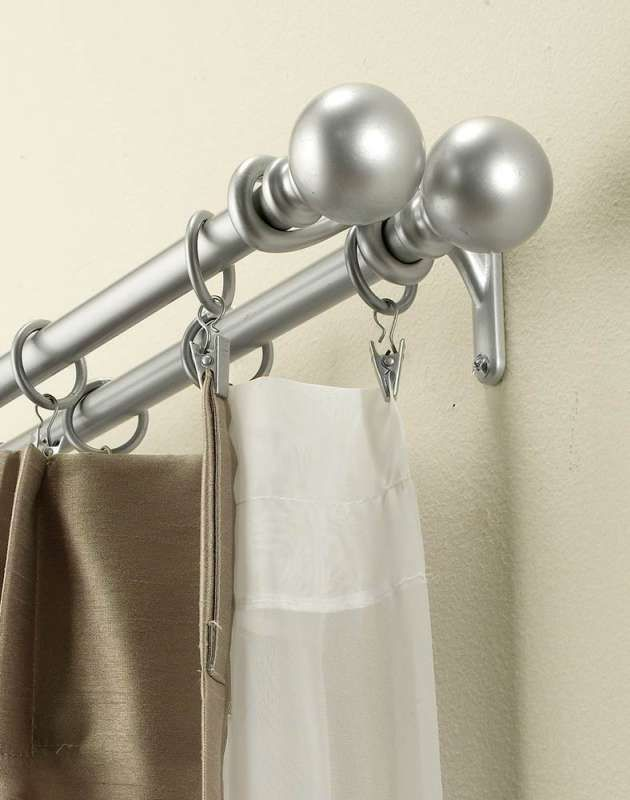 Depiction Of Best Types Of Curtain Rods