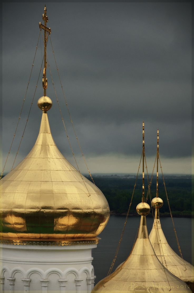 Nizhny Novgorod, Russia.  Дмитрий Валтонен – Faith