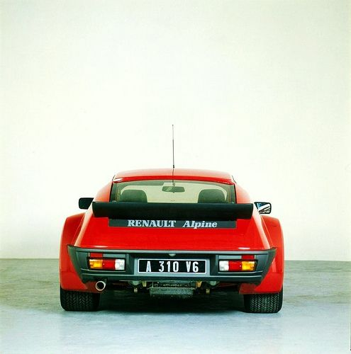 Renault-Alpine A310 V6