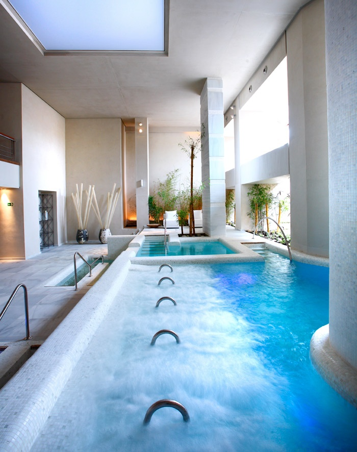 Find This Pin And More On Spa Hotels Andalucia Wellness Spain