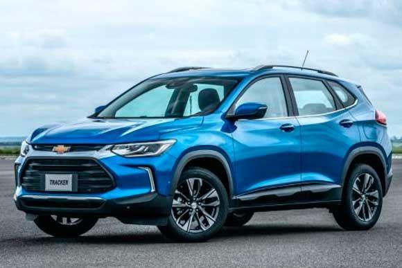 Agora Nacional Chevrolet Tracker Traz Mais Tecnologia E Seguranca