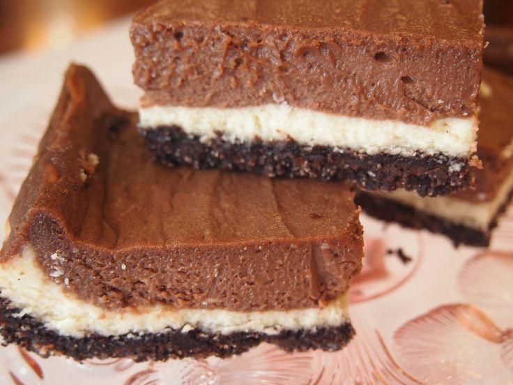 Gluten Free Desserts made Delicious: Gluten Free Nutella Cheesecake Bars