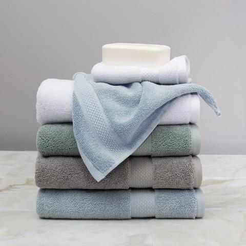 Die besten 25+ Blue towels Ideen auf Pinterest blau weiß