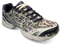 Women's Duck Dynasty Camo Shoe SDD112 (Lateral Angle). $59.95