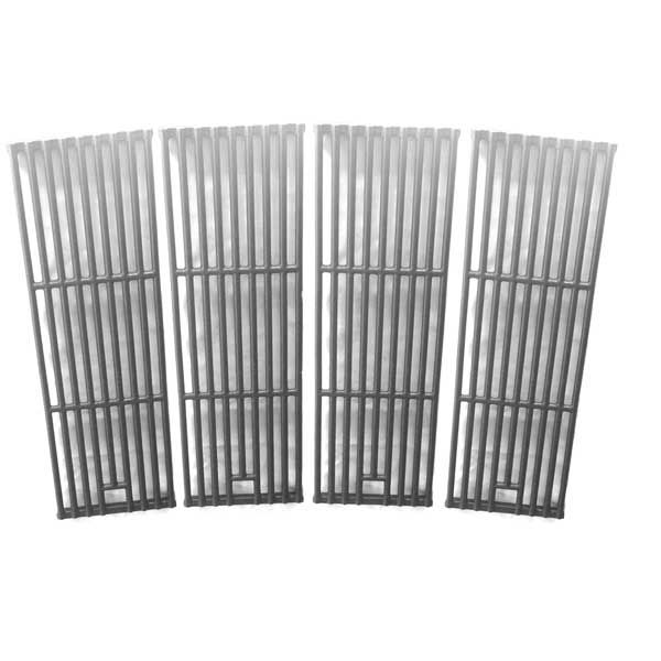 4 PACK CAST IRON COOKING GRATES FOR BAKERS AND CHEFS Y0660, KENMORE 141.16323, 141.163231 GAS GRILLS Fits Compatible Bakers and Chefs Models : Y0005XC-2, Y0660, Y0660-1, Y0660LP, Y0660LP-2, Y0660NG, Y0669NG Read More @http://www.grillpartszone.com/shopexd.asp?id=36384&sid=34964