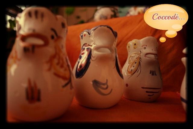 Small shaped milk jugs door hen, for sale on http://www.etsy.com/shop/LabLiu
