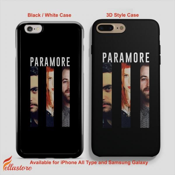 beautiful Paramore Band Merch iPhone 7-7 Plus Case, iPhone 6-6S Plus, iPhone 5 5S SE, Samsung Galaxy S8 S7 S6 Cases and Other Check more at https://fellastore.com/product/paramore-band-merch-iphone-7-7-plus-case-iphone-6-6s-plus-iphone-5-5s-se-samsung-galaxy-s8-s7-s6-cases-and-other/