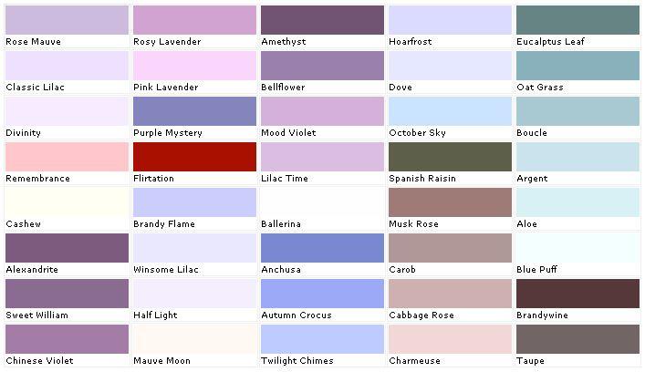 61 Best Purple Paint Images On Pinterest
