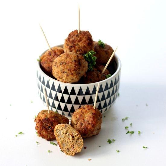 Recette de Boulettes de Poulet, Carotte et Quinoa : la recette facile