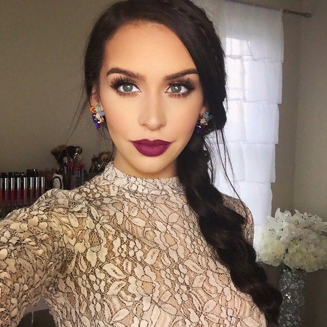 Wedding Makeup Tutorial Carli Bybel : Carli Bybel Daily Makeup - Mugeek Vidalondon