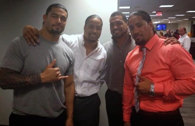 The Usos and Roman Reigns | Roman Reigns: Could He and the Usos Reform the Samoan Swat Team ...