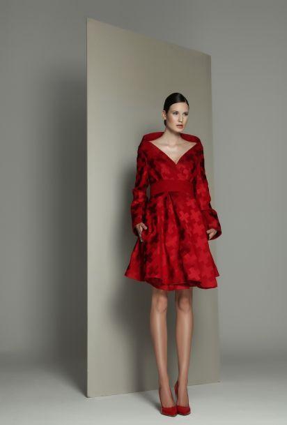 Coat W004 | Kamila Gawronska-Kasperska - Online Shop