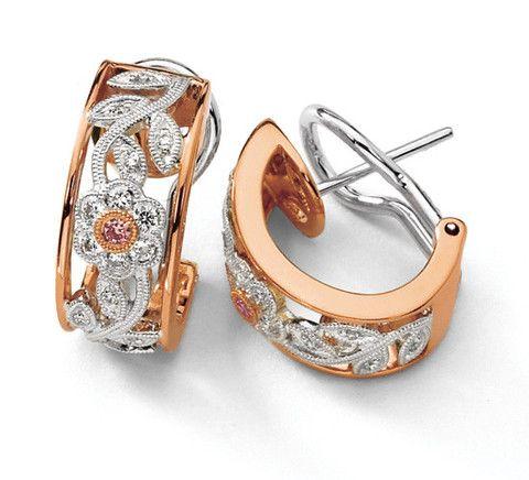 94 best Diamond Earrings at Ben Garelick Jewelers Buffalo NY