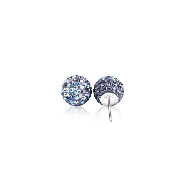 Starry Night Sparkle Ball Stud Earrings – Hillberg & Berk