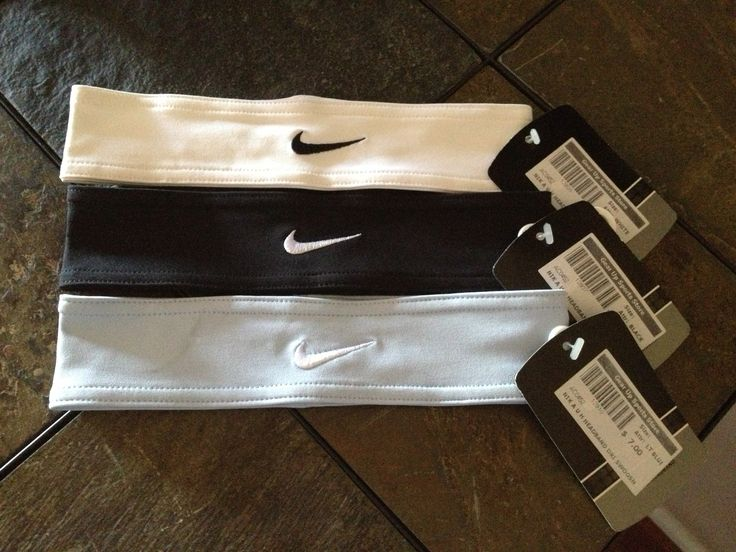 *Brand New* NIKE headbands. Originally: $7/ea Asking: $5/ea or $12/all
