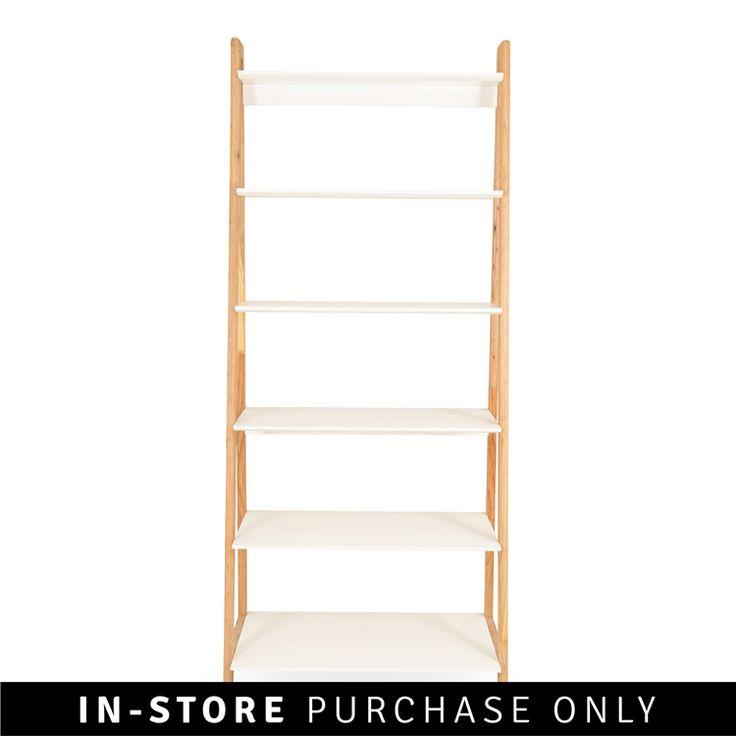alto 6 level bookshelf R 3699  H185 X W80 X D50CM mdf wood
