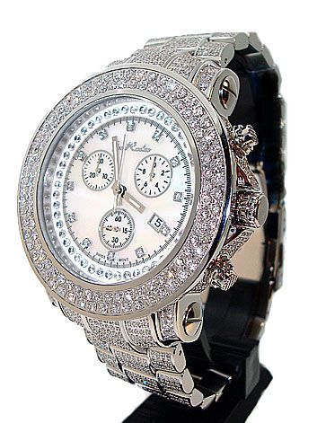 Real Diamond Watches for Men | Filed in: Diamond Watches For Men