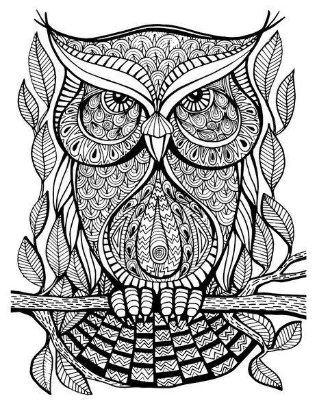 Зентагл - техника абстрактного рисования (с изображениями ...