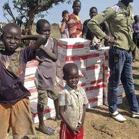 Au Soudan du Sud, la famine menace un tiers des habitants
