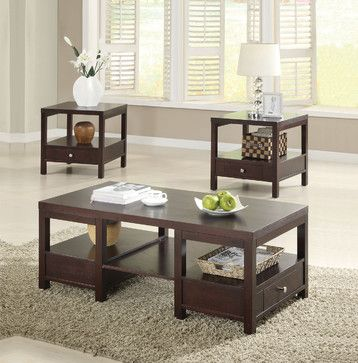 Best COFFEE AND END TABLES Images On Pinterest Coffee Table - Contemporary coffee table sets