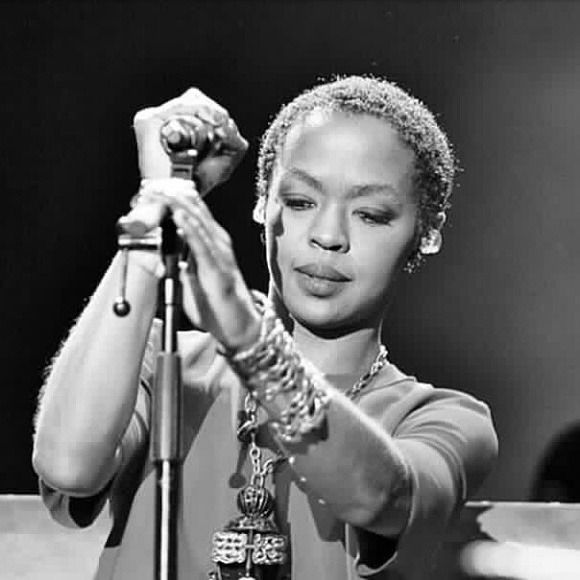 Deep and beautiful voice… Lauryn Hill, soul