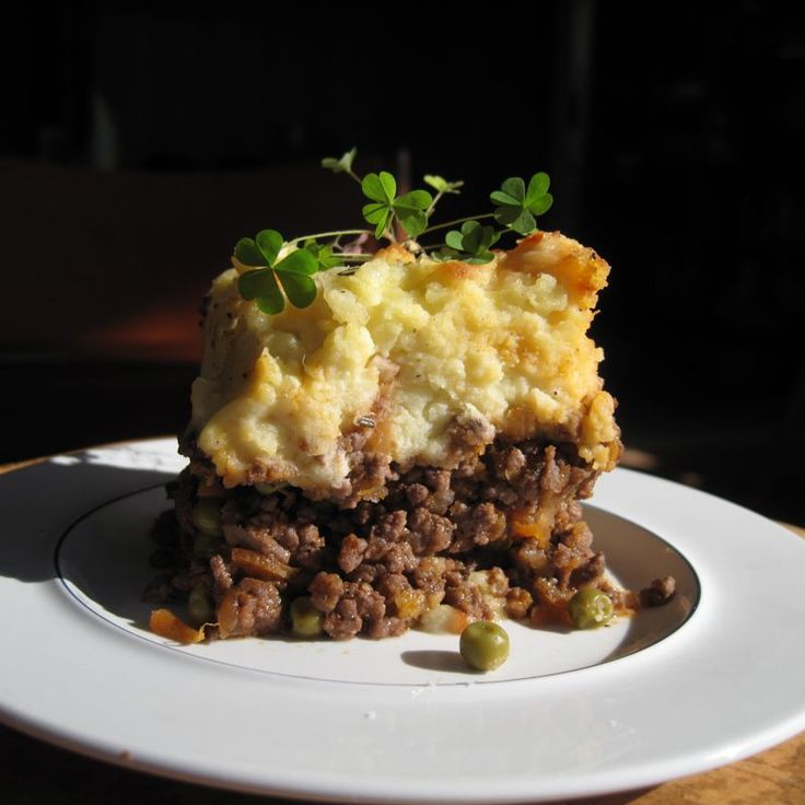 Chef cathal armstrongs shepherds pie gordon ramsay