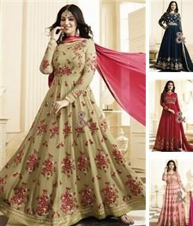 pic of Wholesale Bollywood Salwar Kameez Clothing Catalogue by Mex Fashion