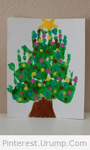 easy christmas crafts for kids to make – Google Search