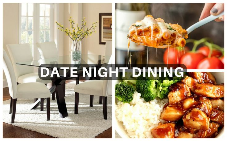 We've rounded up a few #recipes and date-night in #ideas that you can share with anyone.   #date #dinner #datenight #recipe #home #decor #family #couple